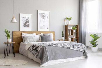 Ako vybrať ideálny nočný stolík